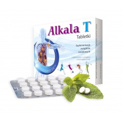 ALKALA T  - 20 tabletek