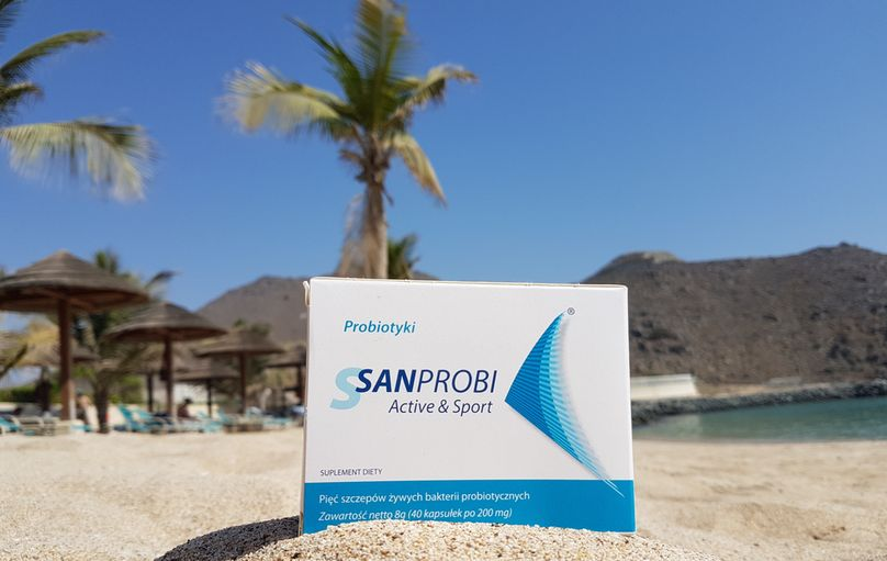 Sanprobi Active&Sport a zmiana klimatu