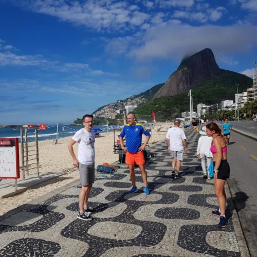 Bieganie w RIO 2018